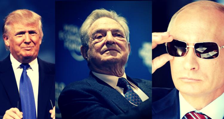Son Trump y Putin las bestias negras de George Soros? – CUARTA ...
