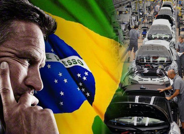 Conflicto camionero de Brasil llega a la Argentina: todas las automotrices pararán producción una semana por falta depiezas