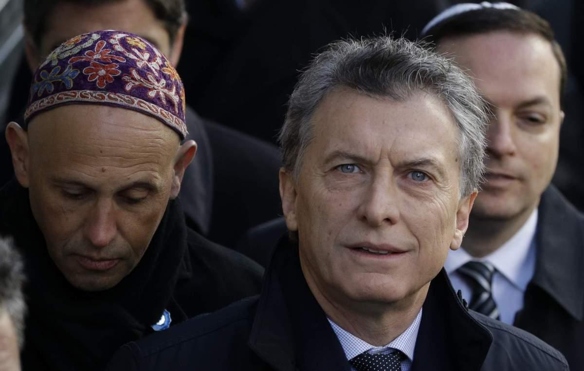Macri usa su verdadero apellido hebreo en una offshore para fugar U$1500 millones deArgentina