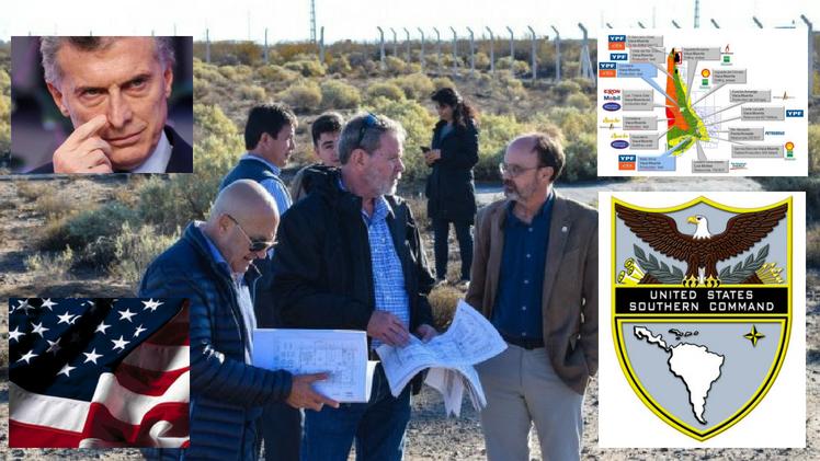 GRAVE: Con aval de Macri avanza la construcción de la base militar de EEUU enNeuquén