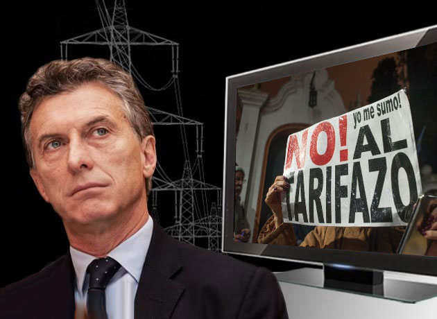 Macri derogó la Emergencia Tarifaria aprobada en lamadrugada